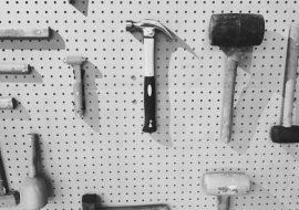Hamers - Perfectionisme - gebruik niet altijd een hamer