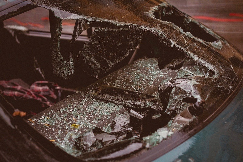 trauma of ptss na een aanrijding