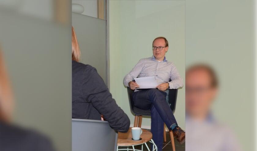 DenkPro in Goudse Post met interview over werkgerelateerde problematiek